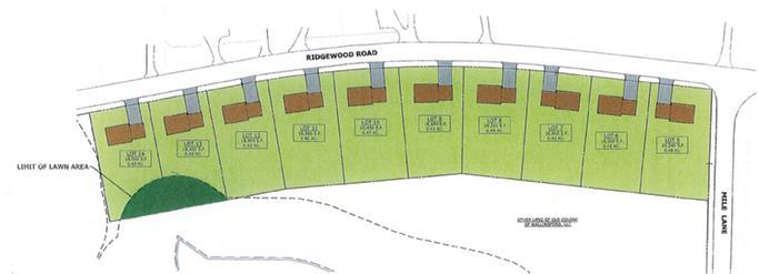 Magnolia Ridge site plan